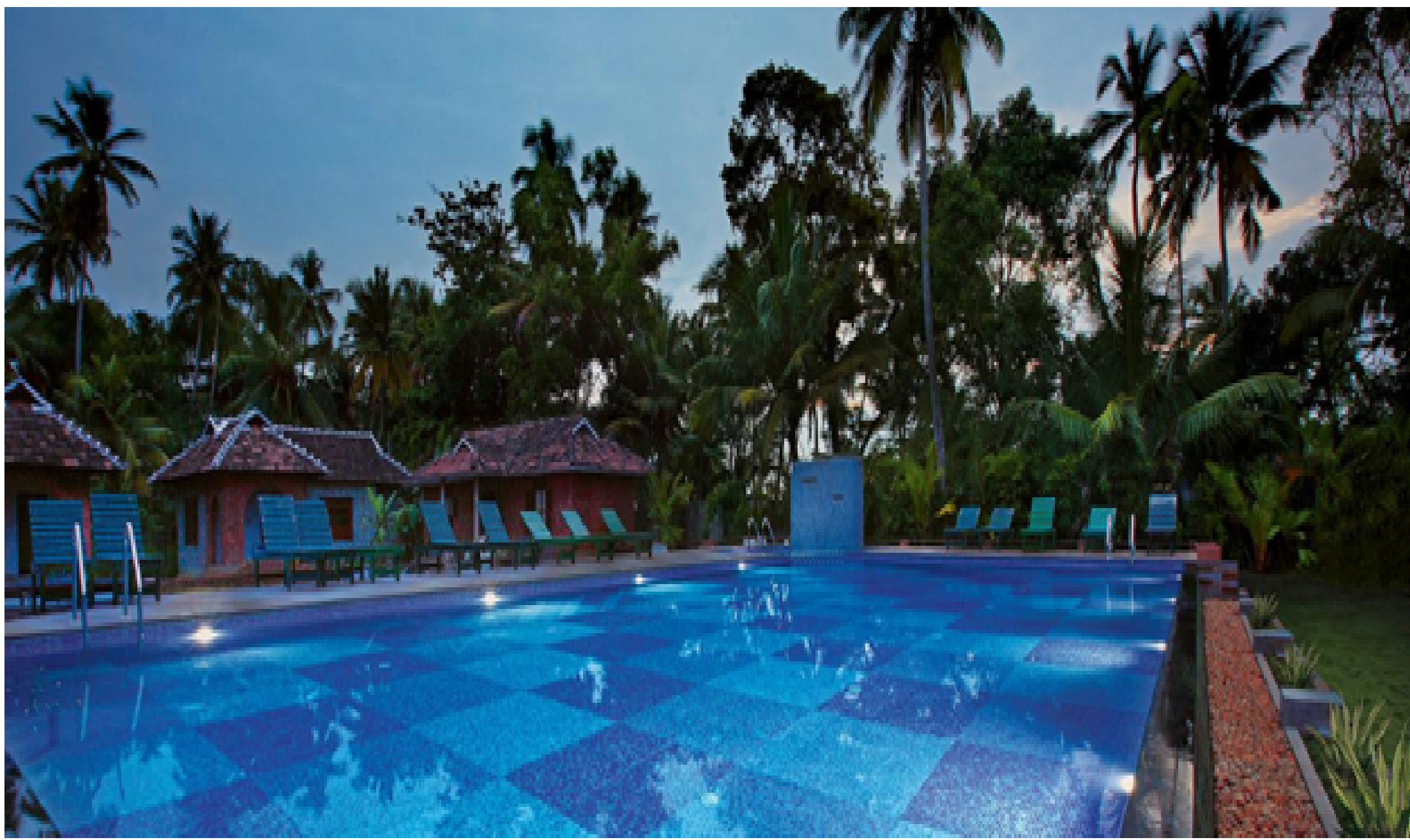 Luxury Resorts In Cochin For Stay