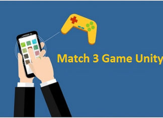 Match 3 Game Unity