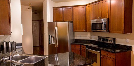 Placement of the refrigerator