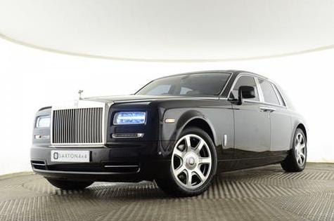 A Rolls Royce going to be bound for the export market
