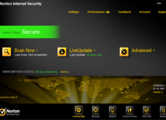 Norton Firewall Rules