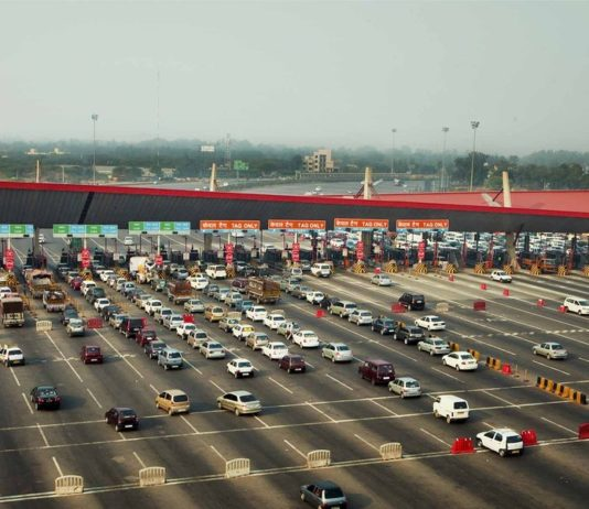 Toll Collection System in India