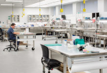 Lab Design and Construction Service in South Africa