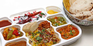 Order Online Food in Train