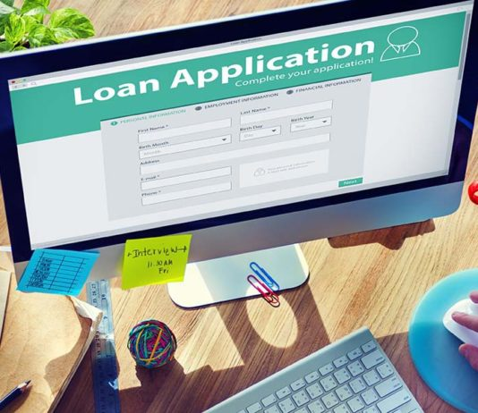 Applying for Loans Online